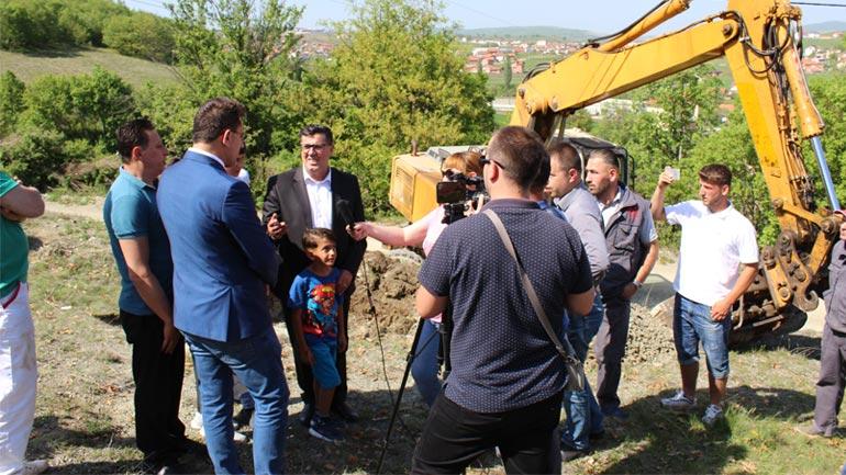 Gjilani nis ndërtimin edhe të dy shtëpive për familje skamnore
