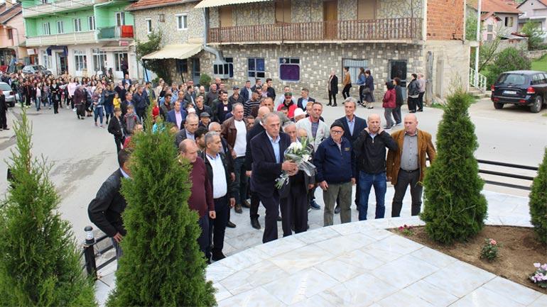 Gjilani përkujton martirët e Malishevës