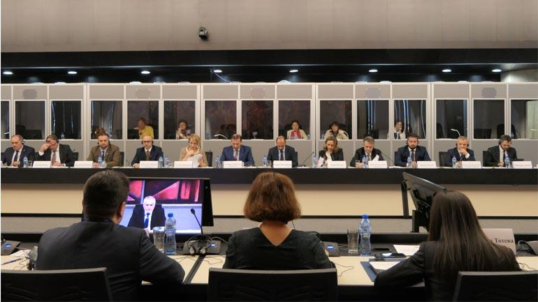 Zëvendësministri Shkodra mori pjesë në takimin joformal të ministrave të Brendshëm të Ballkanit Perëndimor