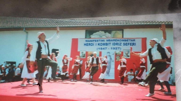 Kultura shkëputë zinxhirtë e robërisë!-Dueti i valleve burimore shqipe Abdyl dhe Fadil Rama