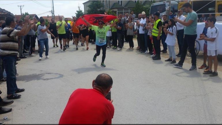 """Atletët nga Kosova triumfojnë në garën tradicionale """"Rahovica 2018"""""""