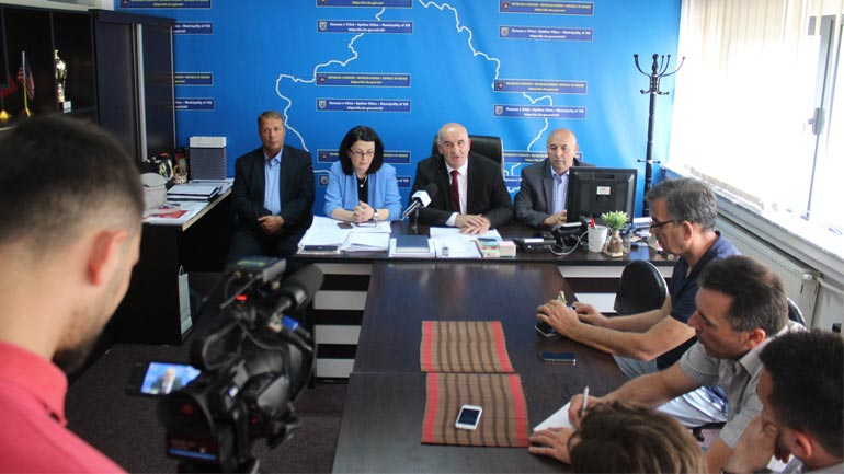 """Haliti kërkon që të fillojnë punimet për kyçjen e Vitisë në autostradën """"Arben Xhaferi"""""""