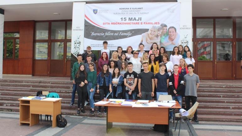 Gjilani Shënon Ditën Ndërkombëtare të Familjes