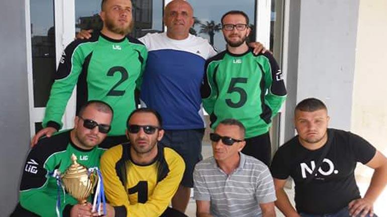 Shoqata e të Verbërve të Gjilanit shpallet kampion në Goalball