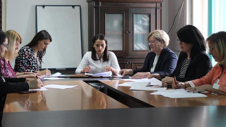 U mbajt mbledhja e dytë e Grupit të Grave të Vitisë