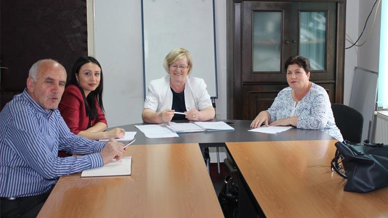 Xhilsime Qamili, kryesuese e Komitetit për Shëndetësi dhe Mirëqenie Sociale