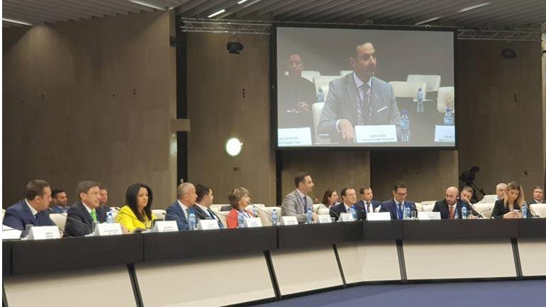Ministri Lluka po merr pjesë në Samitin BE-Ballkani Perëndimor në Sofje
