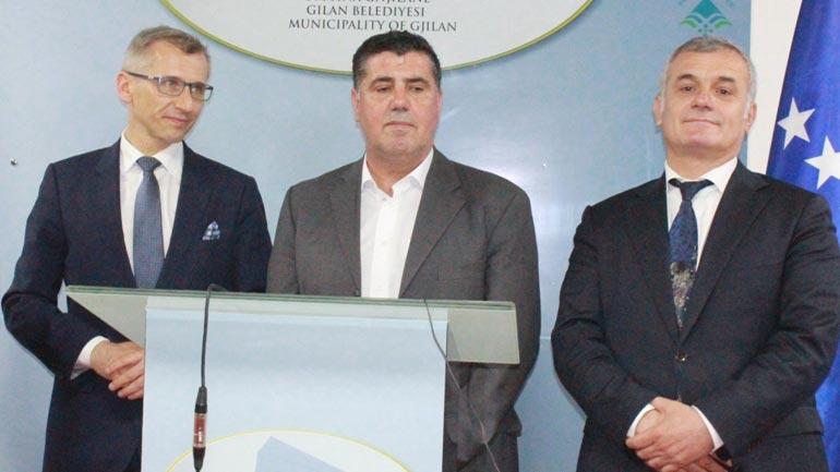 Haziri ka pritur udhëheqësit e auditorit të Polonisë, Shqipërisë dhe Kosovës
