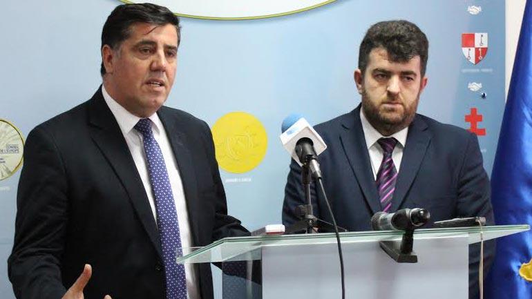 Haziri uron Fitër Bajramin: Në Gjilan kemi vendosur standardin e barazisë për të gjithë