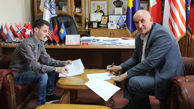 Memorandum bashkëpunimi për përmirësimin e shërbimeve publike në lagje dhe fshatrat e Vitisë