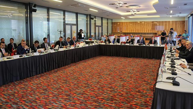 Filloi konferenca rajonale dy ditore me drejtorët e policive të shteteve rajonale