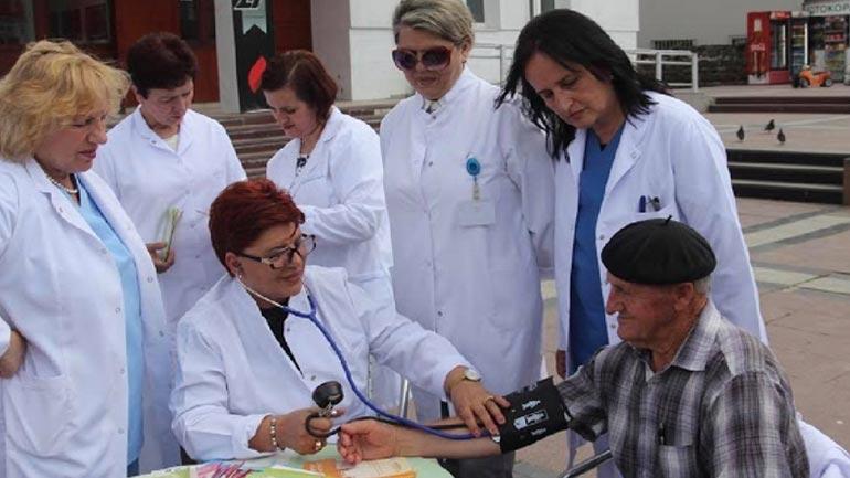 Shëndetësia primare e Gjilanit shënon Ditën Ndërkombëtare të Infermierisë
