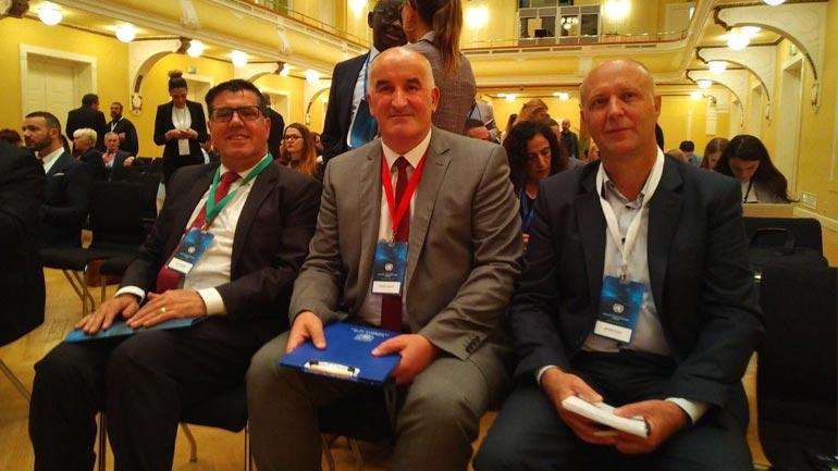 Edhe kryetari i Vitisë pjesë e Konferencës së OKB-së në Lubjanë të Sllovenisë