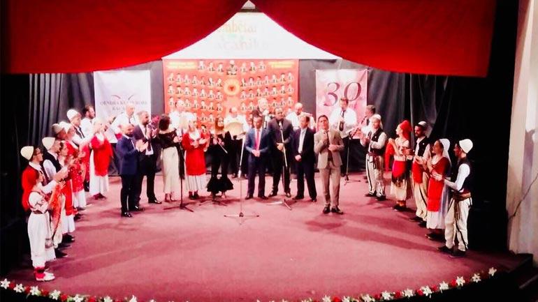 """AKV """"Gjilani"""", fitues i vendit të parë në Festivalin mbarëkombëtar """"Kaçaniku 2018"""""""