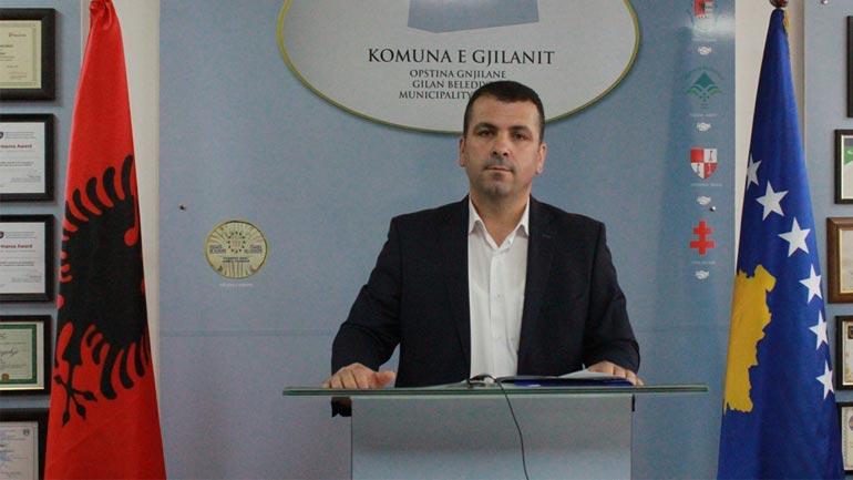 """Jerliu: """"Tregu"""" i Gjilanit, pas investimeve do të jetë model i tregut në Kosovë"""