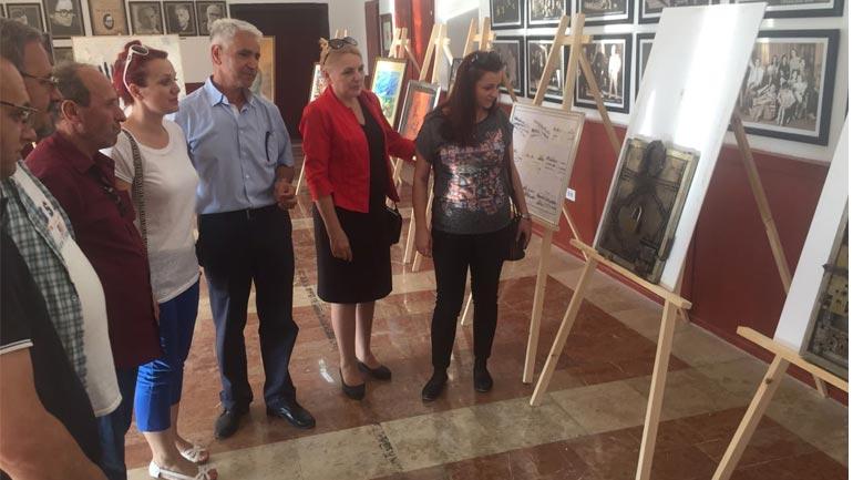 Në Gjilan hapet ekspozita që simbolizon lirinë e Kosovës