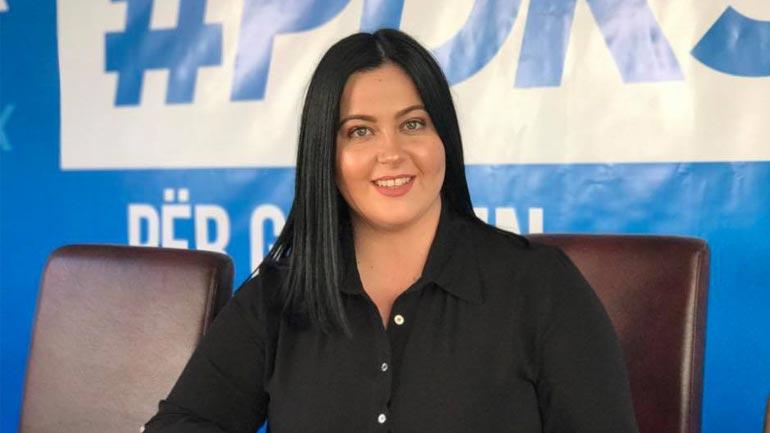Erlehta Osmani pretendente për kryetare të RDK-së në Gjilan