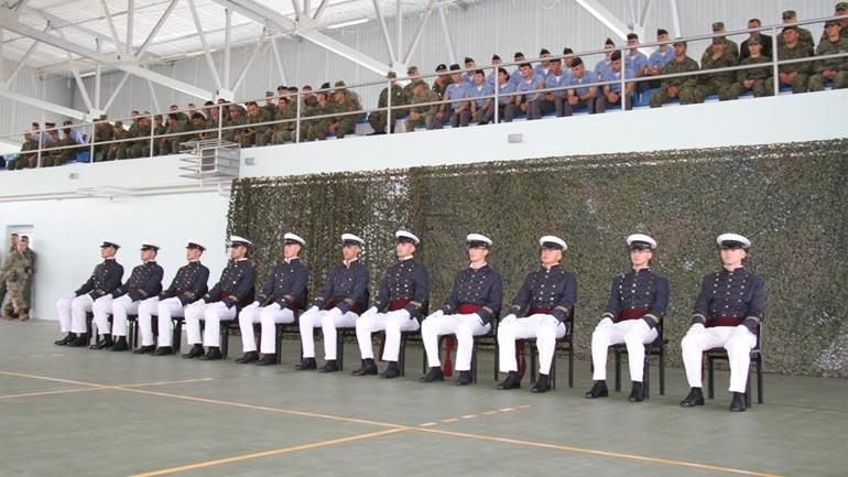 Diplomoi gjenerata 2018 e kadetëve të Forcës së Sigurisë së Kosovës
