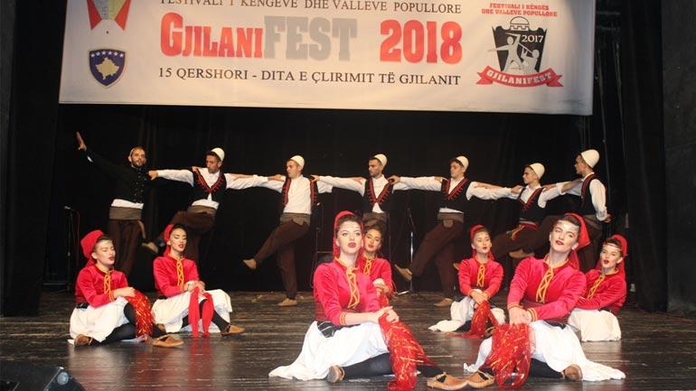 Gjilani shënon me koncert të madh festiv Dtën e Çlirimit