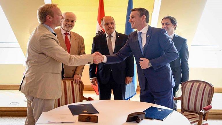 Kosova dhe Austria thellojnë bashkëpunimin ndërparlamentar