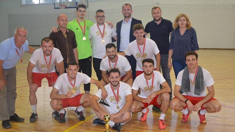 Përfundoi turniri në futboll për nderë të Ditës Çlirimit të Kamenicës