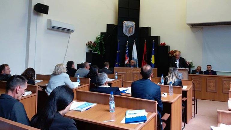 Është mbajtur seanca e pestë e radhës e Kuvendit Komunal të Vitisë
