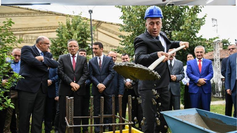 Vihet gurthemeli i shtatoreve të udhëheqësve të Lidhjes së Prizrenit