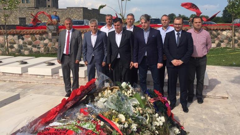 Haziri: Hilmi Haradinaj do të kujtohet përgjithmonë për kryengritjen e tij për lirinë e shqiptarëve