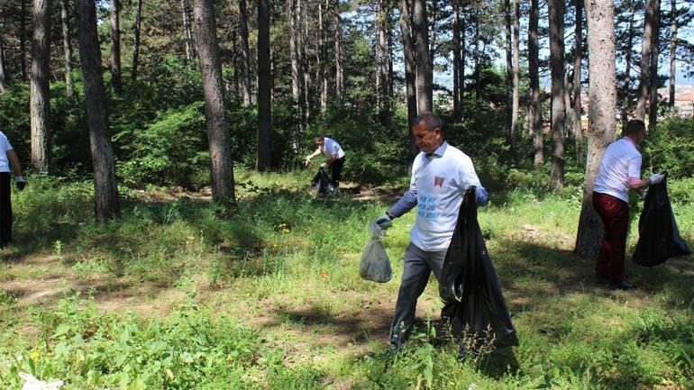 Gjilani shënon 5 Qershorin, Ditën Botërore të Mjedisit
