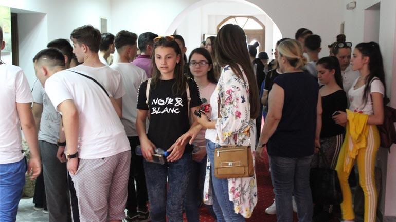 Muzeu Rajonal i Gjilanit vazhdon të vizitohet nga nxënës të shkollave fillore