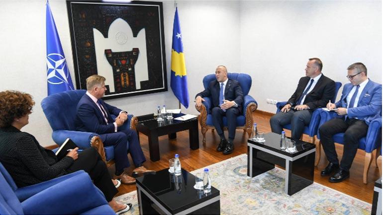 Haradinaj: Kosova është me fat që ka lidhje speciale me NATO-n