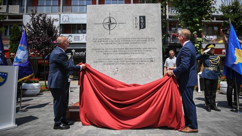 Haradinaj: Liria është vlera jonë e përbashkët: e Kosovës dhe e aleatëve