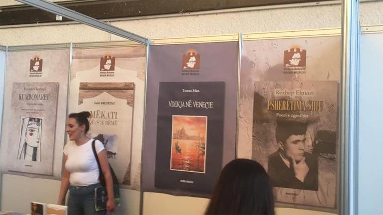 """Panairi i 20-të i Librit në Prishtinë, bashkë me Këndin e Shtëpisë Botuese """"Beqir Musliu"""""""