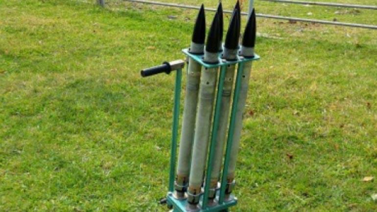 Komuna e Bujanocit me raketa kundër breshrit