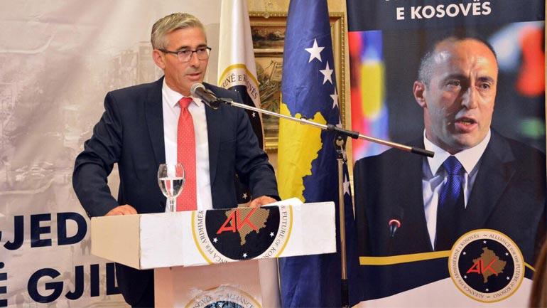 Kadriu: Koalicioni AAK – PSD dhe mundësia për t'u zgjeruar ky tabor paraqet shpresë për vendin