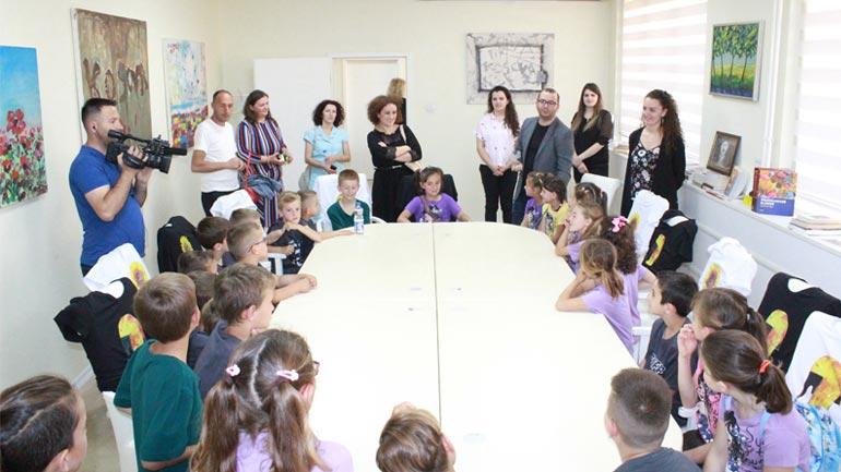 Gjilani me aktivitete të ndryshme shënon Ditën Ndërkombëtare të Fëmijëve
