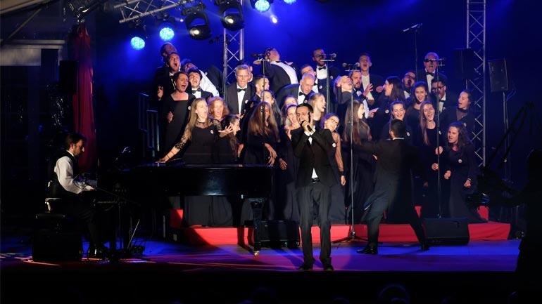 """Kori """"Siparantum""""vazhdon me koncertet ndërkombëtare"""