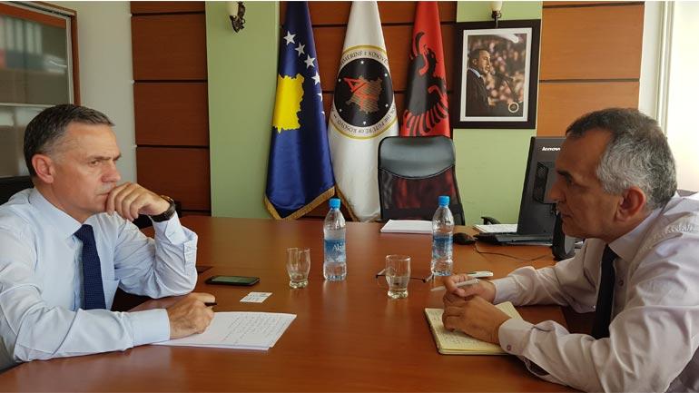 OAK: Ndërtohen kanale të komunikimit me grupin parlamentar të AAK-së