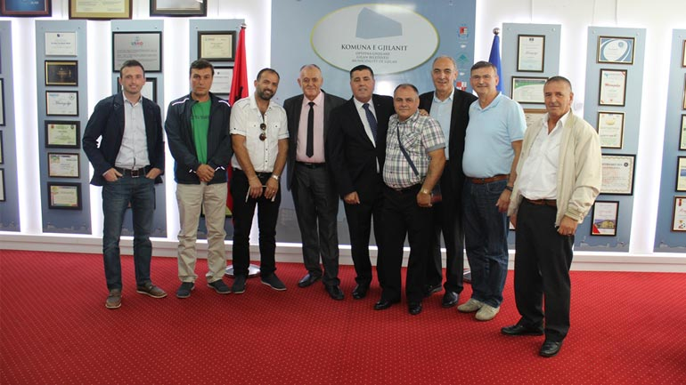 Haziri: Bashkatdhetarët janë heronjtë e gjallë të Gjilanit