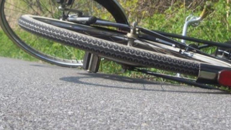Aksidentohet një biçiklist