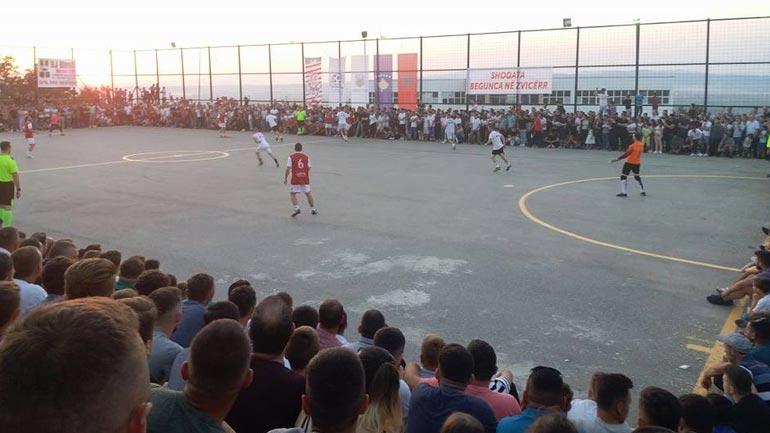"""Euro Abi fitues i turneut të futbollit """"2 Korriku"""" në Beguncë"""