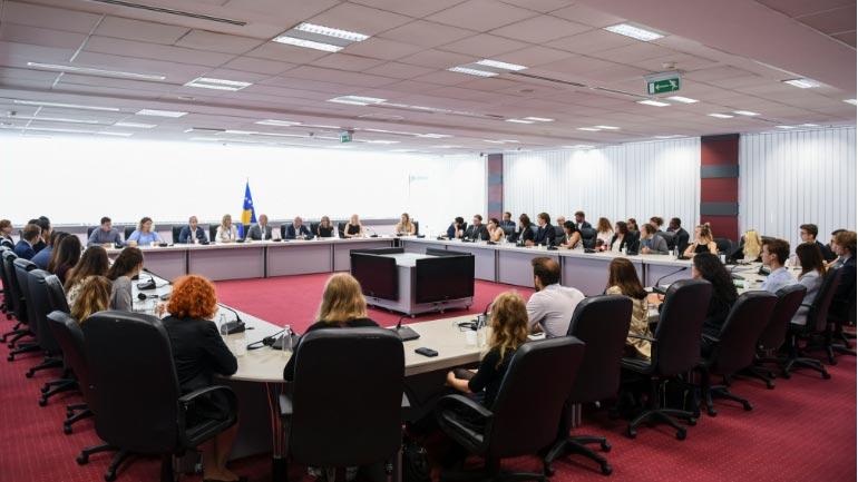 Haradinaj: Evropa ka çliruar qytetarët e vet, ne jemi evropianë