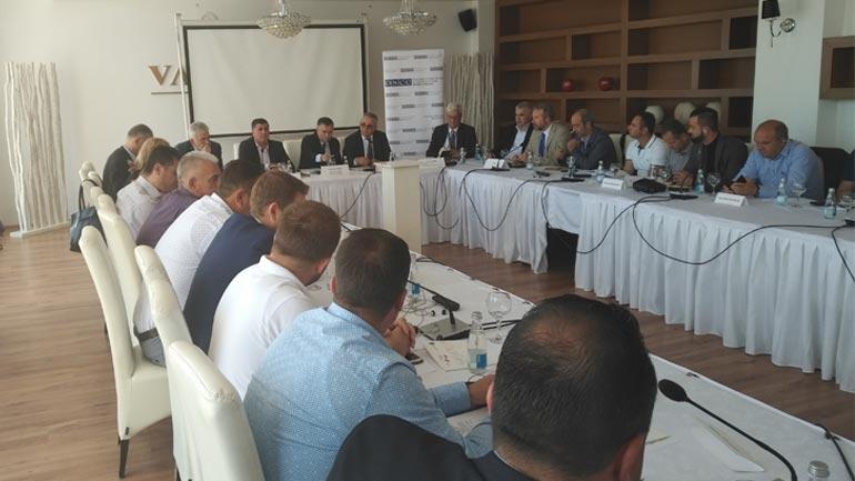 Haziri merr pjesë në përgatitjen e Kornizës Afatmesme Buxhetore 2019-2021