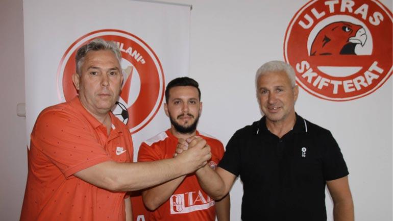 Vilfor Hysa, transferi i radhës në SC Gjilan