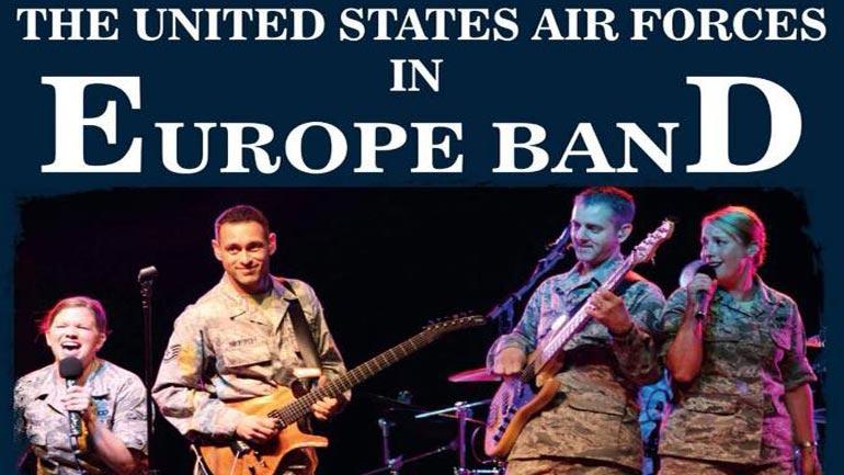 Koncert live në Bujanoc dhe Preshevë me grupin rok të ushtrisë amerikane