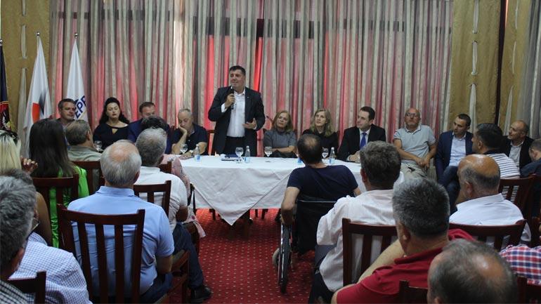 GP i LDK'së: Gjilani shembull i triumfit politik dhe qeverisjes që mund të aplikohet në nivel qendror
