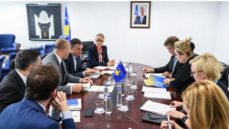 Haradinaj: Reforma e Administratës Publike do të përmbyllet në afat optimal