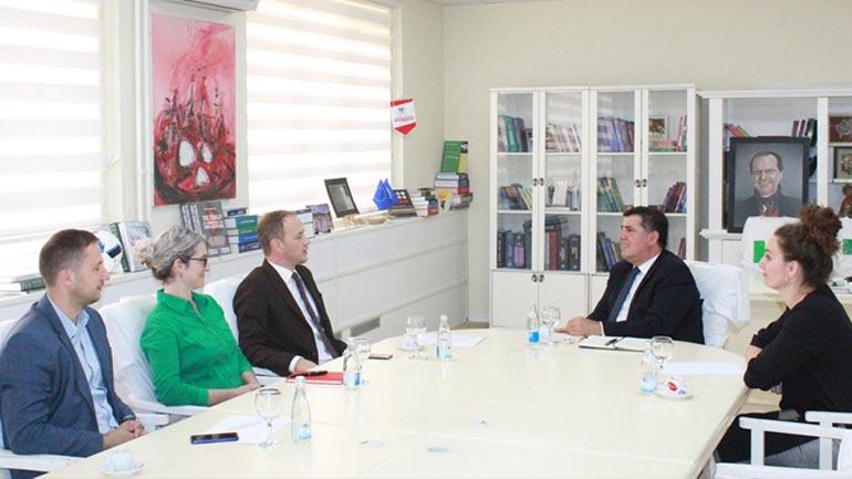 Haziri merr konfirmimin e Selimit për mbështetje të Gjilanit për efiçiencën e  energjisë