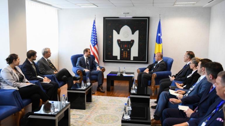 Haradinaj: Kosova e përkushtuar për paqe të qëndrueshme në vend dhe rajon