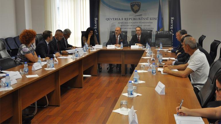 Takohet Grupi për Mbështetje Strategjike kundër Terrorizimit dhe Parandalimit të Ekstremizmit të Dhunshëm që shpie në Terrorizëm